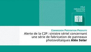 Alerte C2P : PV Aléo-Solar