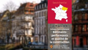 Colloque franco-allemand AQC/Trion-Climate