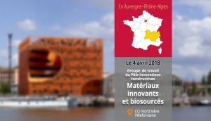 GT du Pôle Innovations constructives