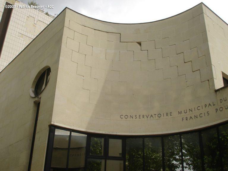 Fissuration de façade en pierre
