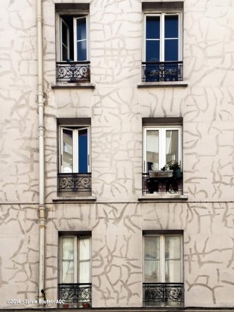 Reprises de fissures en façade