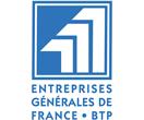 Entreprises générales de France - BTP