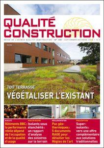 Toit terrasse– Végétaliser l'existant