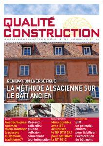 Rénovation énergétique – La méthode alsacienne pour le bâti ancien