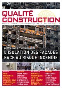Bâtiments d'habitation – L'isolation des façades face au risque incendie