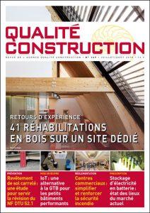 Retours d'expérience – 41réhabilitations en bois sur un site dédié