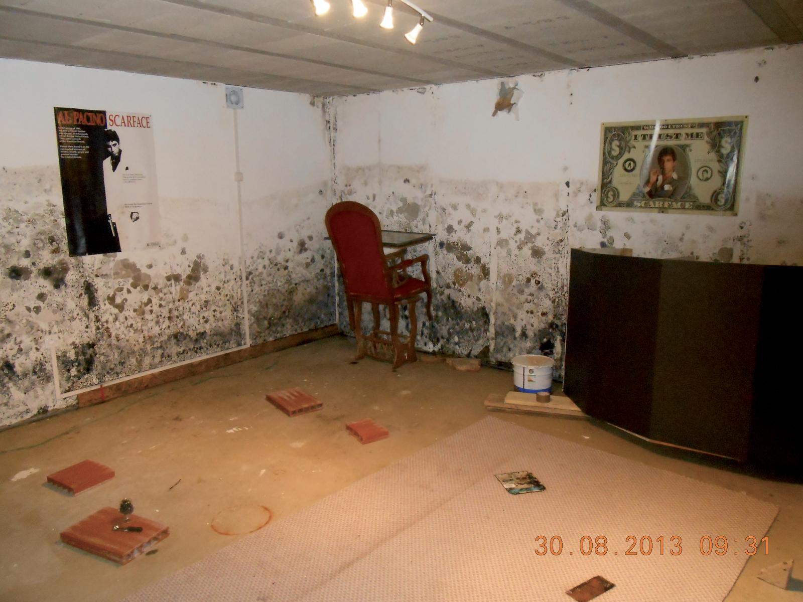 Humidité en sous-sol des bâtiments