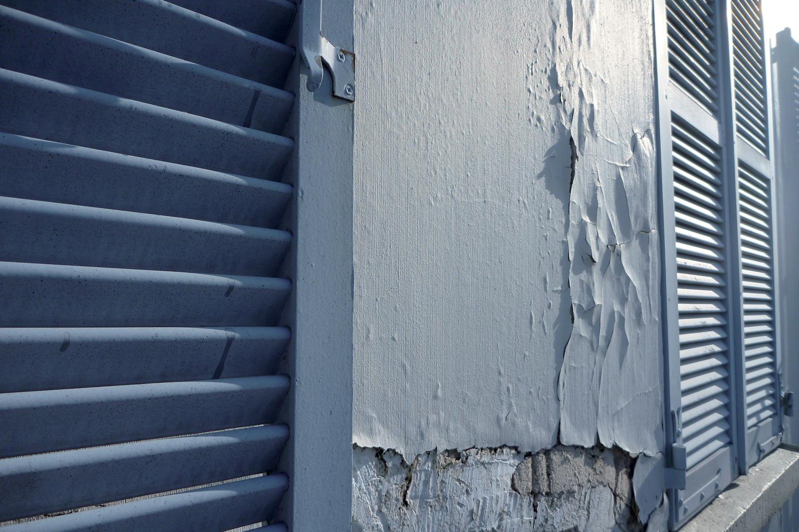 Enduit Souple Pour Bois désordres après reprise de façades en plâtre