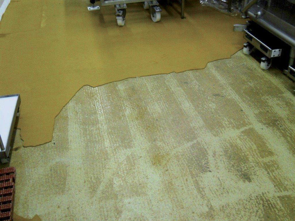 Beton De Synthese Avis désordres des sols industriels