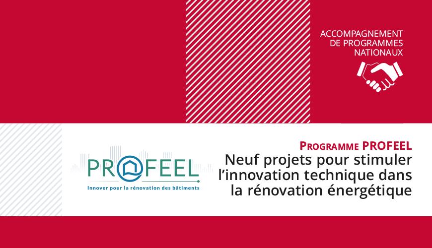 Programme PROFEEL