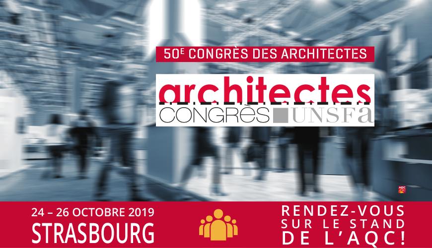 50e Congrès des Architectes