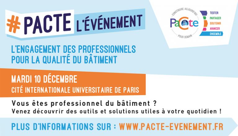 #PACTE L'ÉVÉNEMENT