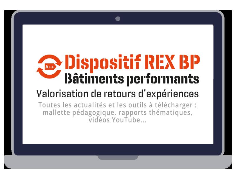 Site Internet du Dispositif REX BP