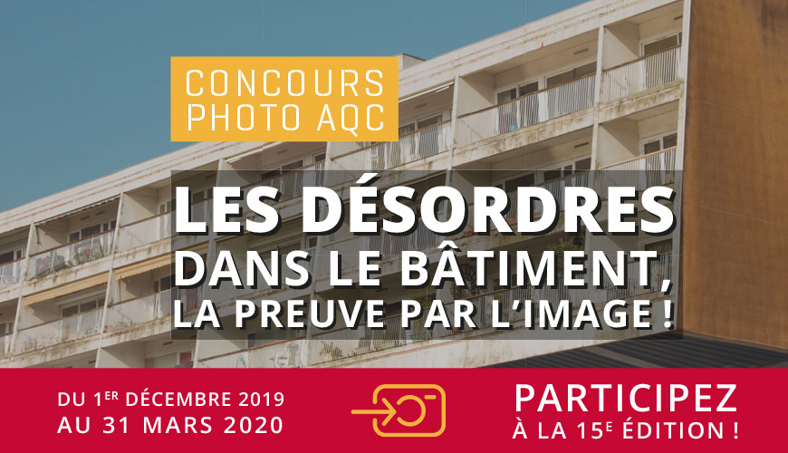Concours Photo AQC 2020