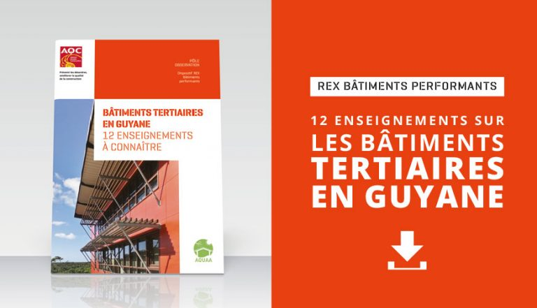 REX Bâtiments performants