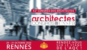 51e Congrès des Architectes