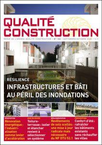 Résilience – Infrastructures et bâti au péril des inondations