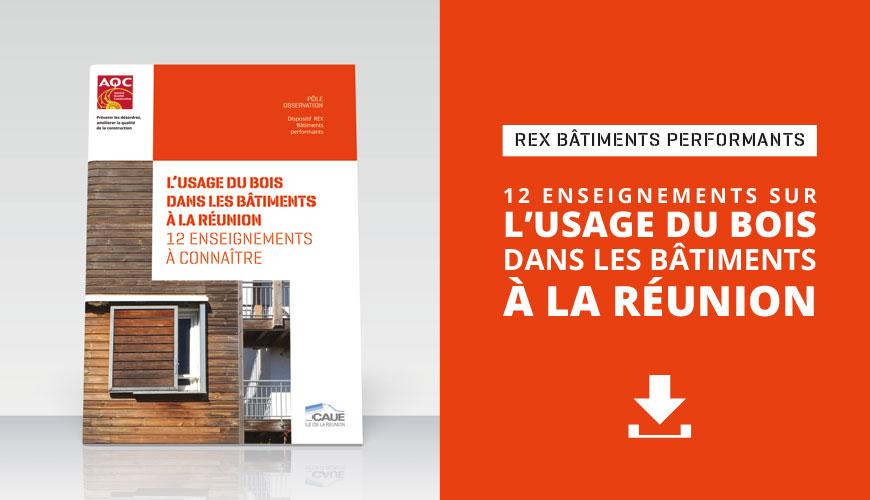 REX Bâtiments performants