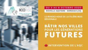 Rencontres Woodrise 2020