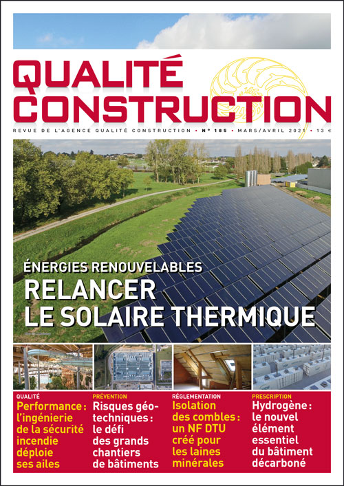 Énergies renouvelables – Relancer le solaire thermique