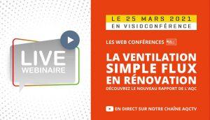 Ventilation simple flux en rénovation : le nouveau Rapport du Dispositif REX BP®