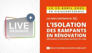 Isolation des rampants en rénovation : le nouveau Rapport du Dispositif REX BP®