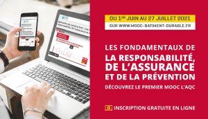 Responsabilités et rôles, assurances et prévention : le premier MOOC de l'AQC !