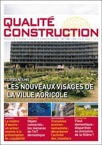 Urbanisme – Les nouveaux visages de la ville agricole